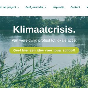 Leuven 2030 betrekt scholen in klimaataanpak